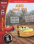 Cars 3: ABC and 123 (Ages 3-4)