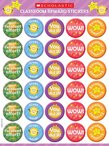 Classroom Reward Stickers x 100