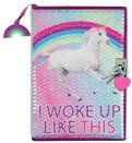 I Woke Up Like This Unicorn Journal