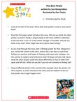 Story Stars Resource: The Best Pirate Lesson Plan (6 pages)