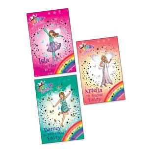 Rainbow Magic: The Showtime Fairies Pack x 3