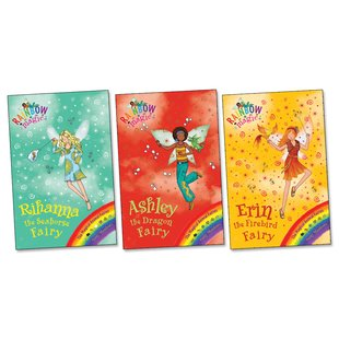 Rainbow Magic: The Magical Animal Fairies Pack x 3