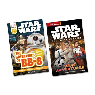 Star Wars Readers Pair