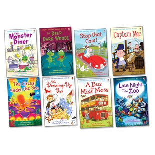 Usborne Very First Reading Pack x 8