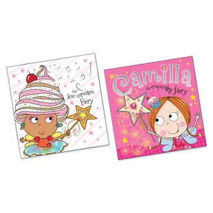 Fairy Picture Book Pair