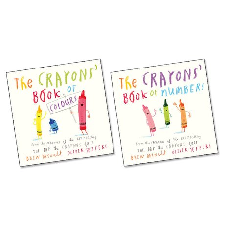 The Crayons First Skills Pair
