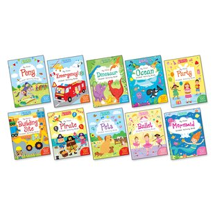 Scholastic My First Activities Pack x 10