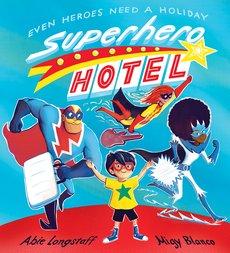 Superhero Hotel (PB)
