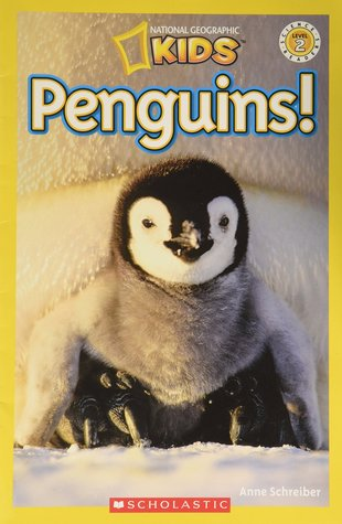 National Geographic Kids Reader: Penguins