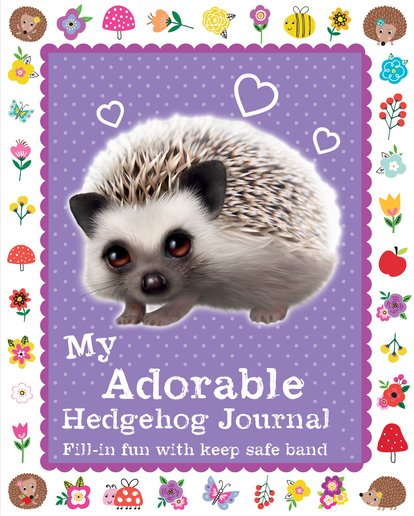 My Adorable Hedgehog Journal
