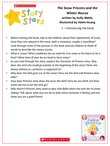 Story Stars Resource: Snow Princess and the Winter Rescue Lesson Plan (4 pages)