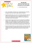 Story Stars Resource: Hot Dog Hal Lesson Plan (3 pages)