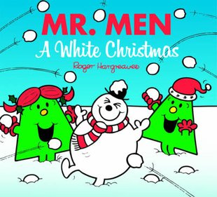 Mr. Men a White Christmas