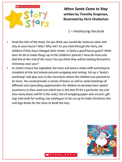 story stars resource - when santa came to stay.pdf