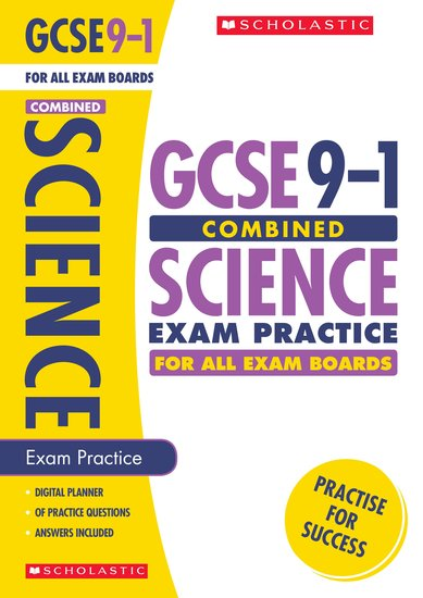 Combined Science Exam Practice Book for All Boards