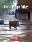 Animal Escape Artists x 6