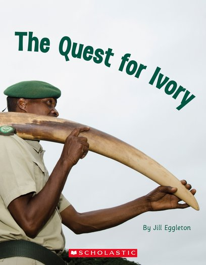 The Quest for Ivory x 6