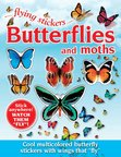 Flying Stickers: Butterflies and Moths