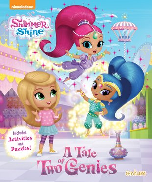 Shimmer and Shine: A Tale of Two Genies