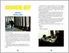 John Lennon: Nowhere Boy sample page (1 page)