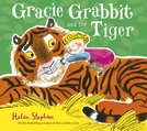 Gracie Grabbit and the Tiger (Board Book)