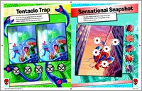 Marvel spiderman activity sheets 1565722