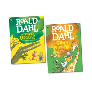 Roald Dahl Colour Pair