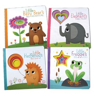 Cut-Through Shapes Animal Pack x 4