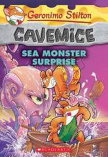 Sea Monster Surprise