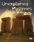 PM Sapphire: Unexplained Mysteries (PM Guided Reading Non-fiction) Level 30 (6 books)