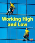 PM Ruby: Working High and Low (PM Guided Reading Non-fiction) Level 27 (6 books)