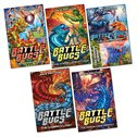 Battle Bugs Pack x 5