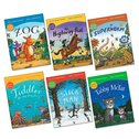 Julia Donaldson and Axel Scheffler Early Readers Pack x 6