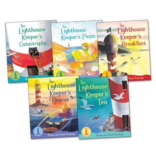 The Lighthouse Keeper Pack x 5