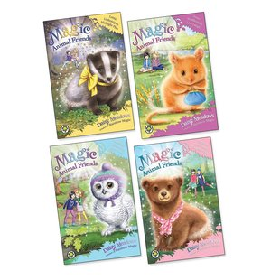 Magic Animal Friends Pack x 4 (Books 13-16)