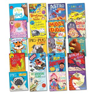 Bumper Value Picture Book Pack x 20