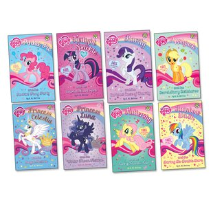 My Little Pony Pack x 8