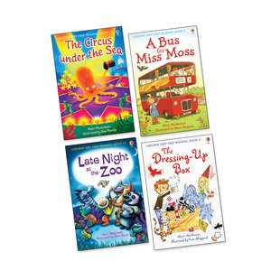 Usborne Very First Reading Pack x 4