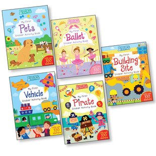 Scholastic My First Activities Pack x 5