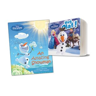 Disney Frozen Pack