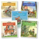 Percy the Park Keeper Pack x 5