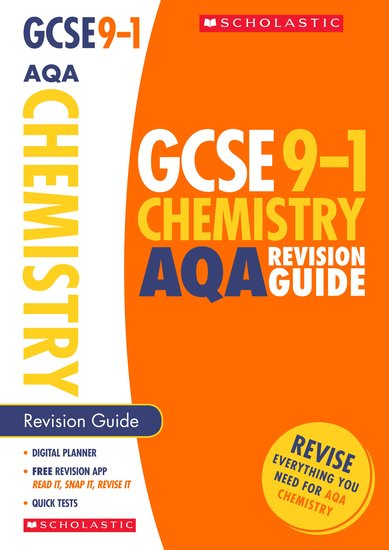 Chemistry AQA Revision Guide