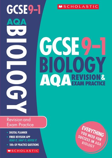 Biology AQA Revision and Exam Practice Book