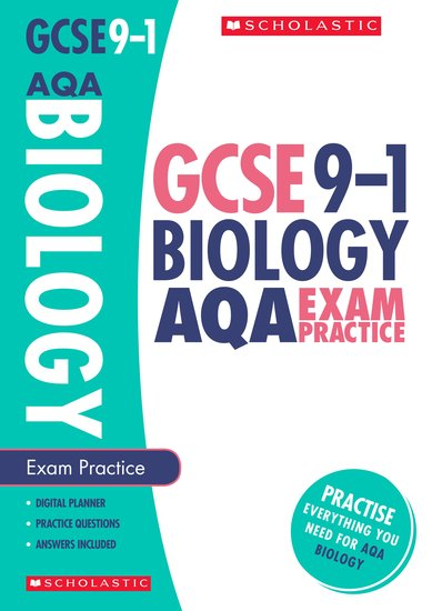 Biology AQA Exam Practice Book