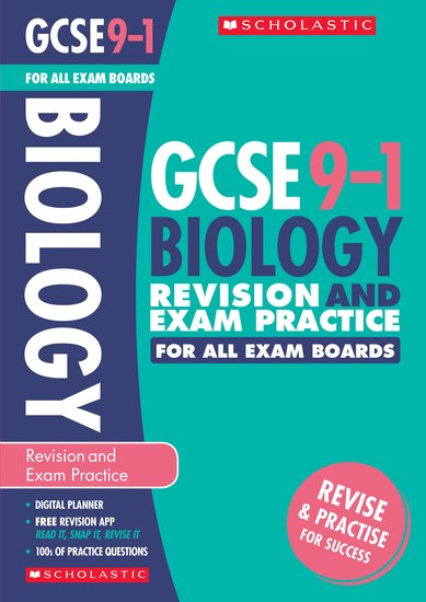 Biology Revision and Exam Practice Book for All Boards