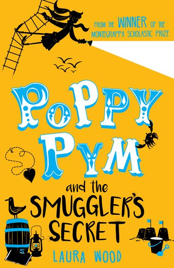 Poppy Pym and the Smuggler's Secret