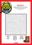Baker Street Academy - Wordsearch (1 page)