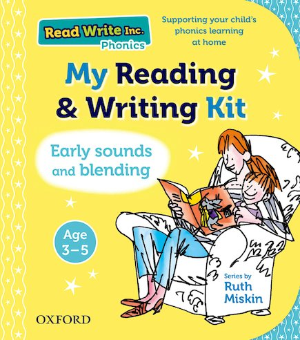 Read Write Inc: My Reading and Writing Kit - Early Sounds and Blending