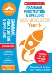 Grammar, Punctuation & Spelling Workbook (Year 6) x 10