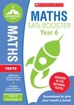 National Curriculum SATs Booster Programme: Maths Test (Year 6) x 10